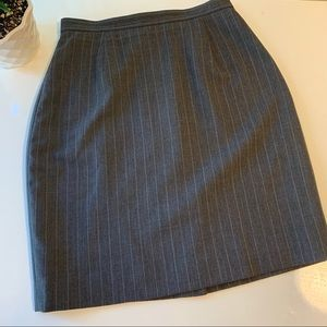 vintage ann taylor skirt